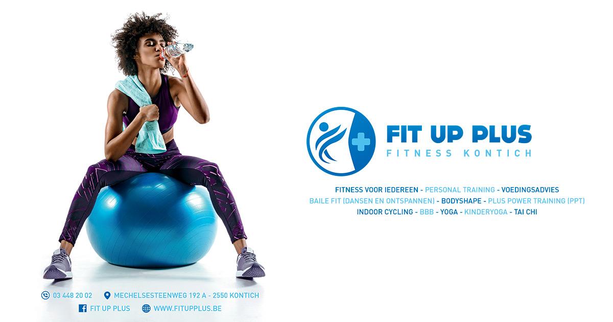 Fit Up plus logo